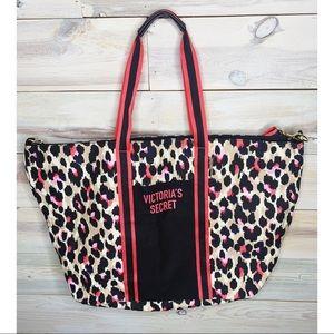 Leopard Victoria Secret Tote